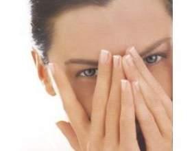 Догляд за тонкою шкірою обличчя фото