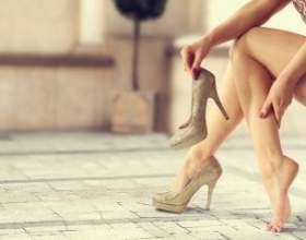 Зміцнюємо ноги для високого каблука фото