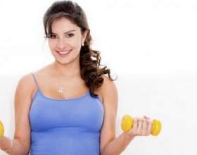 Вправи для м'язів грудей під час вагітності фото
