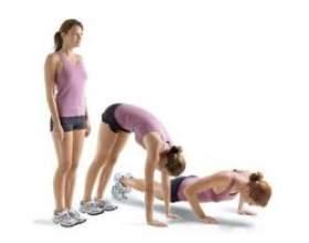 Вправи для рук, ніг і тіла фото
