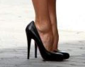 Як правильно носити взуття на підборах? фото