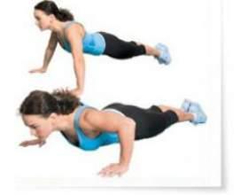 Вправи для зміцнення грудей фото