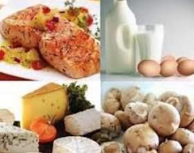 У яких продуктах міститься вітамін в: класифікація груп фото