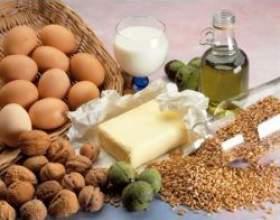 У яких продуктах міститься вітамін в? фото