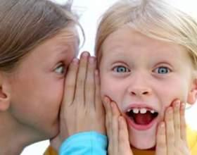 В якому віці діти починають говорити перші слова фото