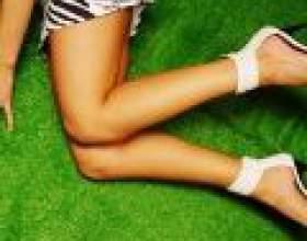 Як випрямити коліна фото