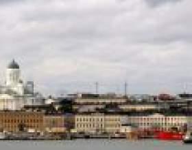 Подорож до фінляндії на поромі фото