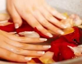 Ванночка для нігтів: секрети краси фото