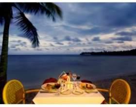 Варіанти романтичної вечері фото