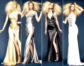 Вечірні сукні versace фото