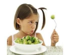Вегетаріанство в дитячому віці фото