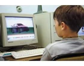Вплив комп'ютера на розвиток дитини фото