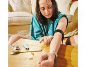 Вплив наркотиків на організм дитини фото