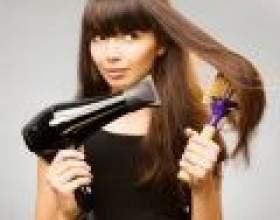 Як навчитися укладати волосся фото