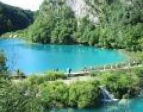 Хорватія, країна озер фото