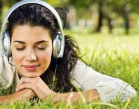 Вплив музики на організм фото