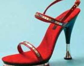 Чи шкідливий високий каблук? фото