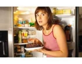 Вся правда про нічні прийомах їжі! фото