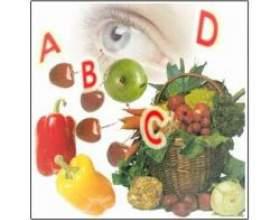 Все про вітаміни: правильне харчування фото