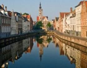 Бельгійська трійка - брюссель, антверпен, брюгге фото