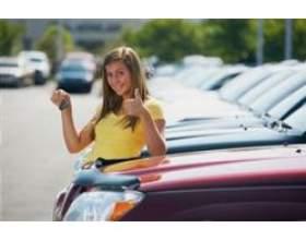 Вибір марки автомобіля для жінки фото