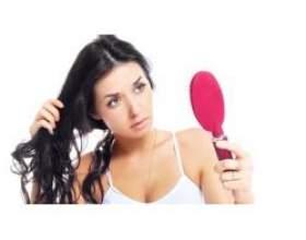 Випадання волосся через гормональних змін фото
