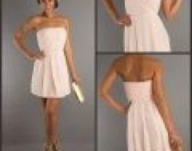 Модні сукні на випускний 2013 фото