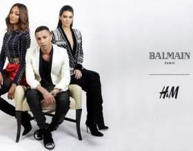 Висока мода для народу: нова колекція balmain for h & m фото