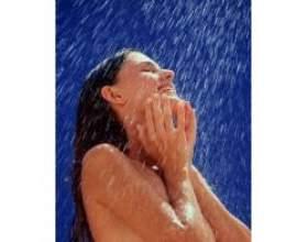 Загартовування організму холодною водою фото