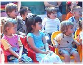 Заняття з корекції дитячих страхів фото