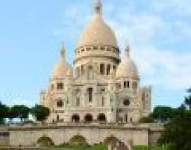 Карта пам'яток франції фото