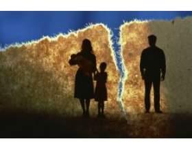 Жінка з дитиною після розлучення фото