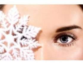 Зимові маски для обличчя, домашні фото