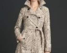 Модні тенденції пальто фото