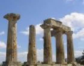 Півострів пелопоннес: греція в мініатюрі фото