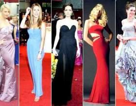 Зоряні вечірні сукні фото